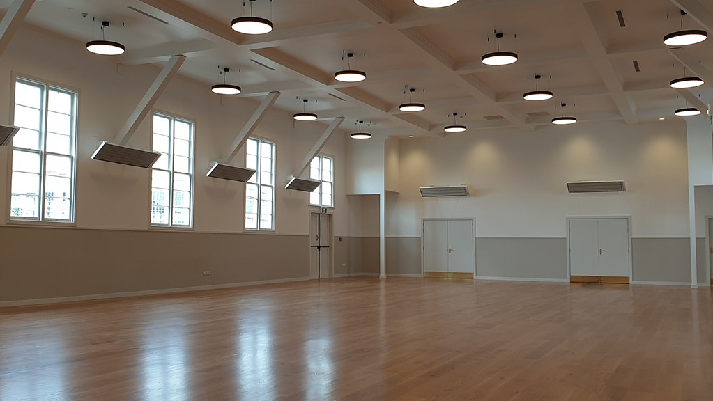 Sunderland Hall