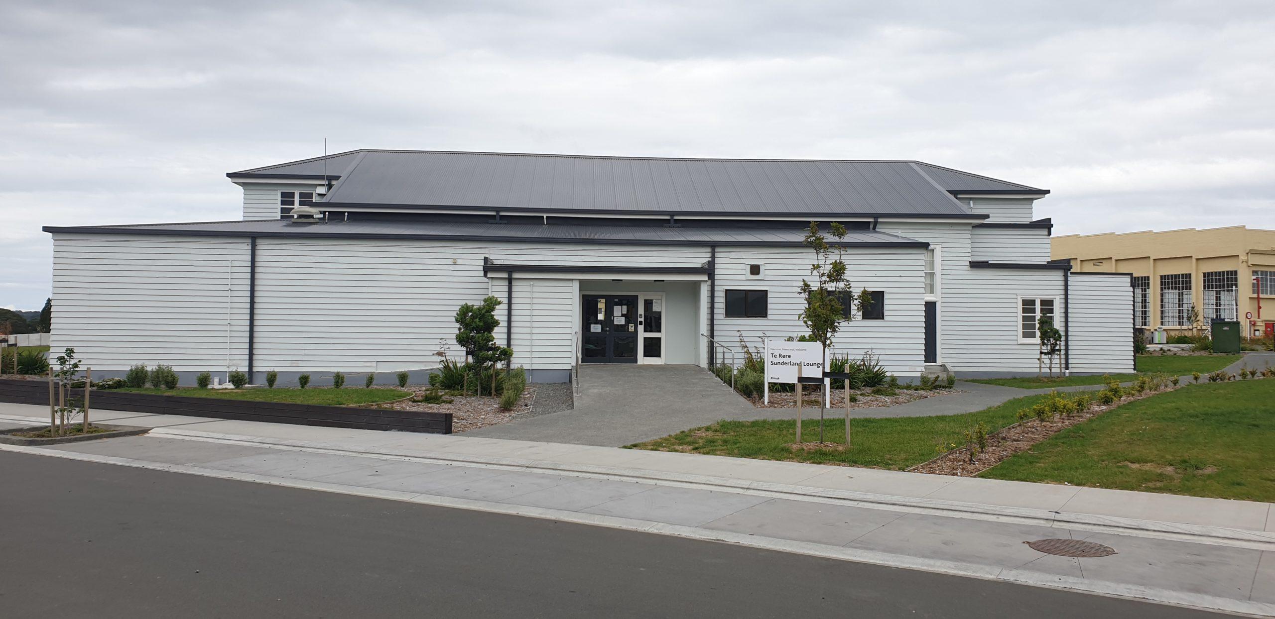 Sunderland Lounge - Main Entry